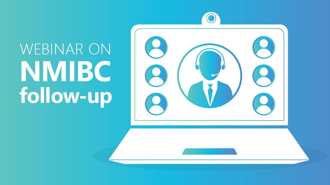 Invitation to webinar on NMIBC follow-up