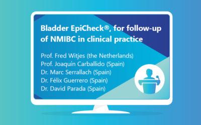 Webinar on Bladder EpiCheck®, for NMIBC monitoring