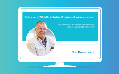 Interested in the place of urinary markers in NMIBC follow-up?