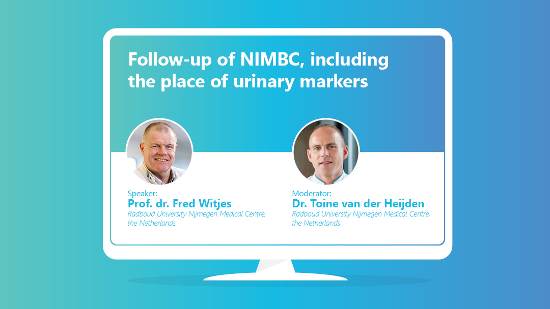 What is the place of urinary markers in NMIBC follow-up?